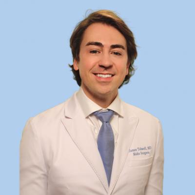 Dr. Tidwell Headshot